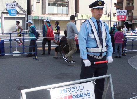 イベント警備業務写真3