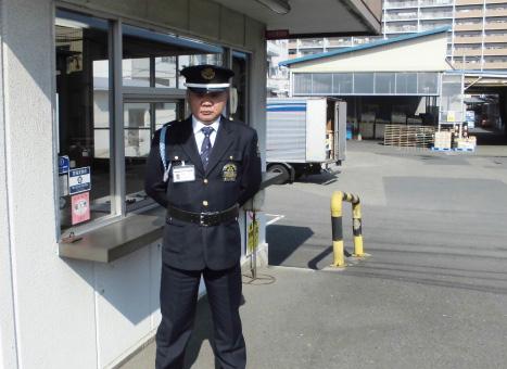 施設警備業務写真2