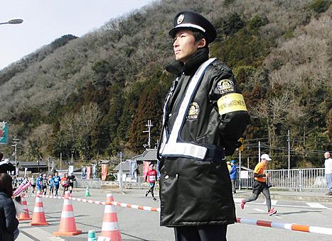 交通誘導警備業務写真2
